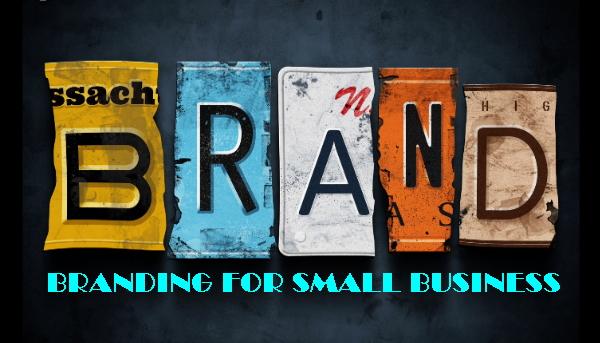 برندسازی برای کسب و کار کوچک