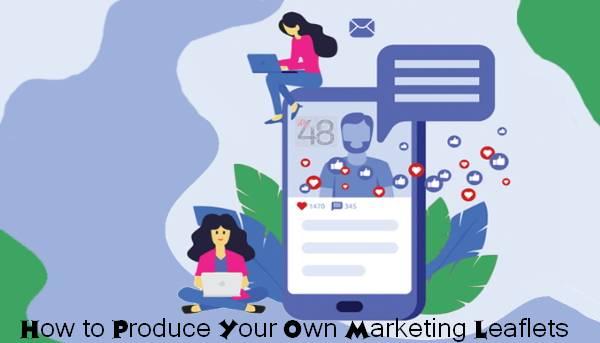 چطور بروشور بازاریابی خود را بسازید؟