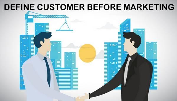 تفکیک مشتریان قبل از بازاریابی
