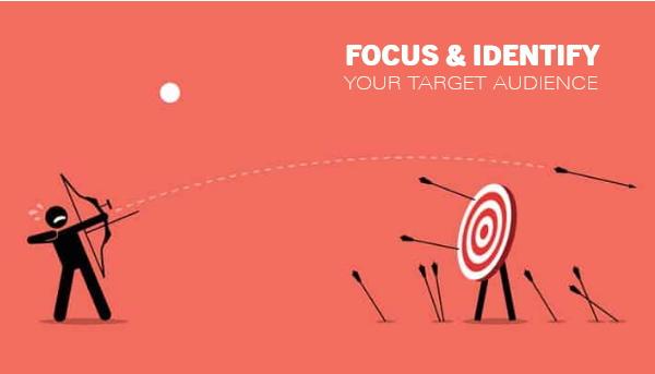 شناخت و تمرکز روی مخاطبین هدف